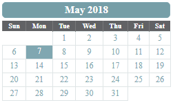 calendarwidget